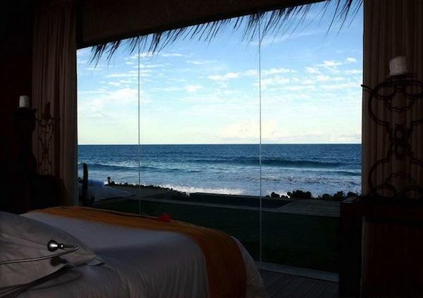 Kenoa Beach Resort and Spa in Brazil