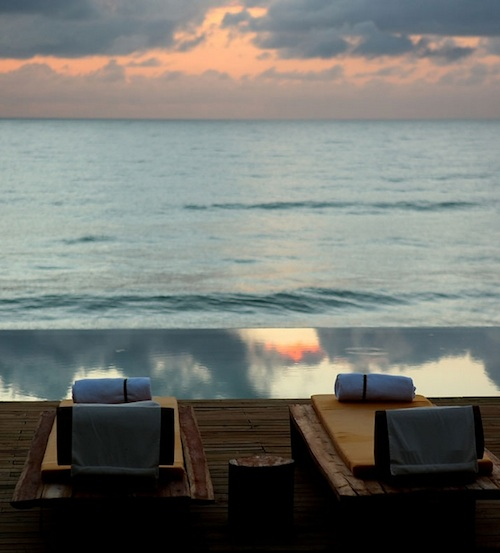 Kenoa Beach Resort and Spa in Brazil