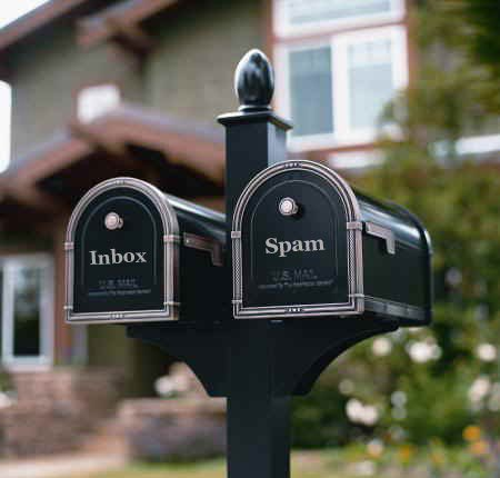 Inbox/Spam Mailbox