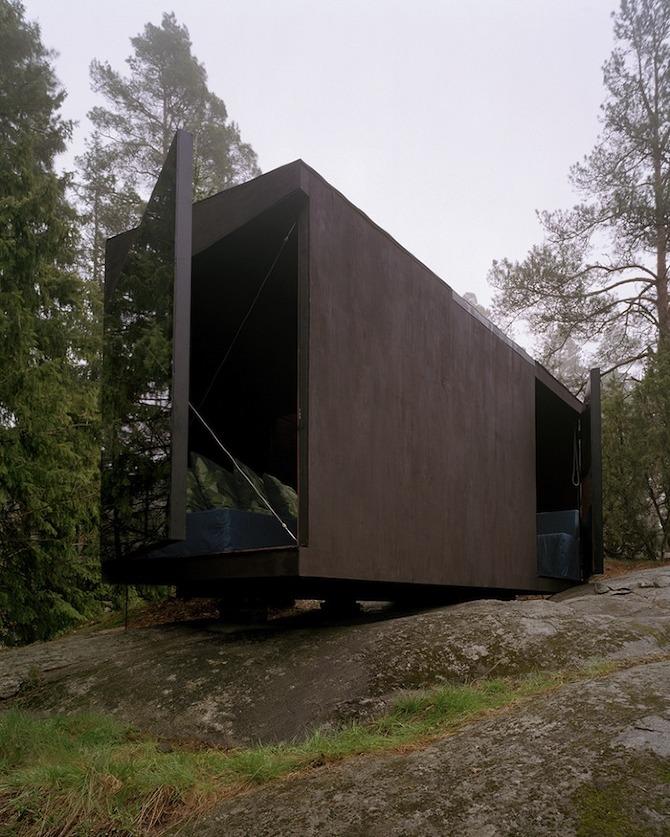 Imanna Arkitekter Summer cabin