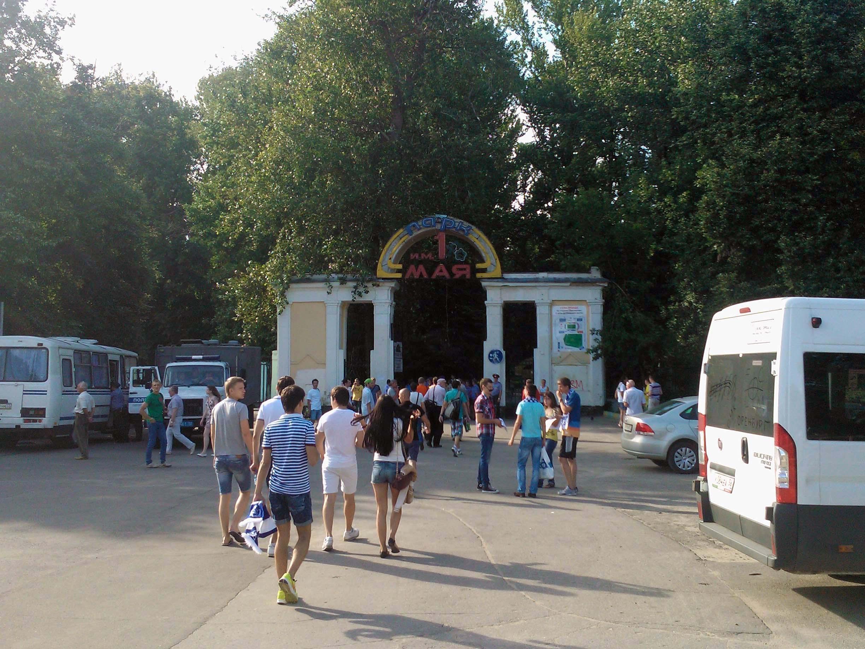 Записки кузьмича: выезд в Нижний Новгород