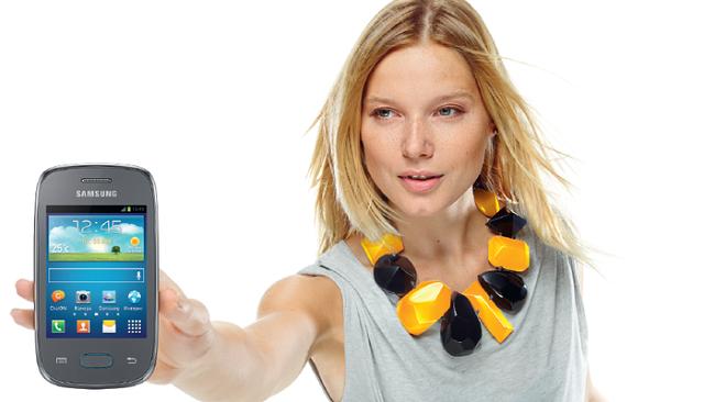 Найти сегодня рекламный ролик, продвигавший этот смартфон, сложно, но можно