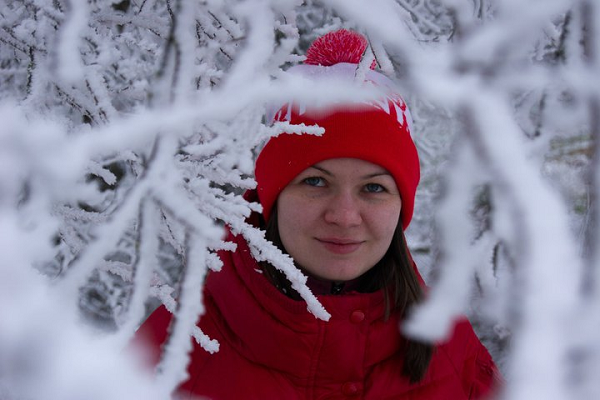 Ставрополь, зима 2011
